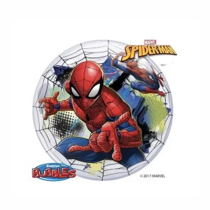 BALON FOLIOWY SPIDERMAN 56 CM