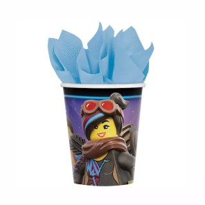 KUBECZKI PAPIEROWE LEGO