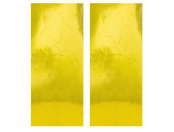 TOREBKI PAPIEROWE BŁĘKITNE 13x14 CM 4