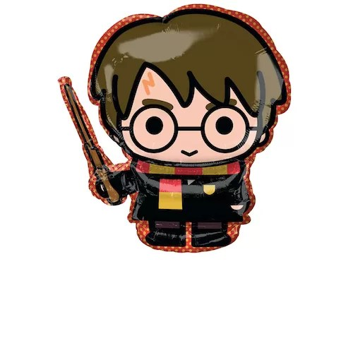 BALON FOLIOWY HARRY POTTER 78 CM