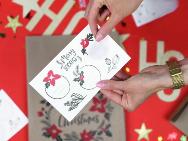 TOREBKI MERRY LITTLE CHRISTMAS 25x11x27 CM 3
