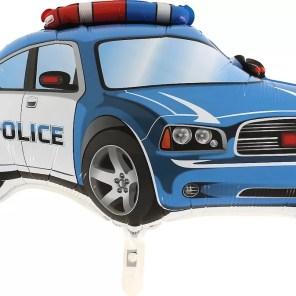 BALON POLICJA NIEBIESKA