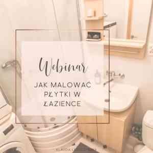 Jak malować płytki w łazience