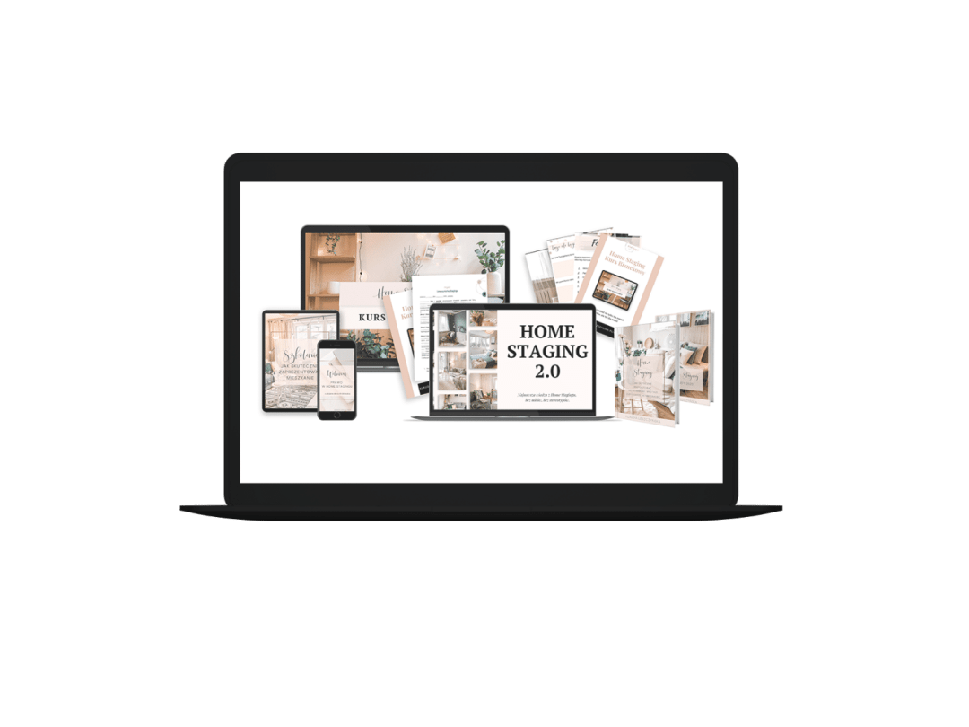 Home Staging Kurs PRO