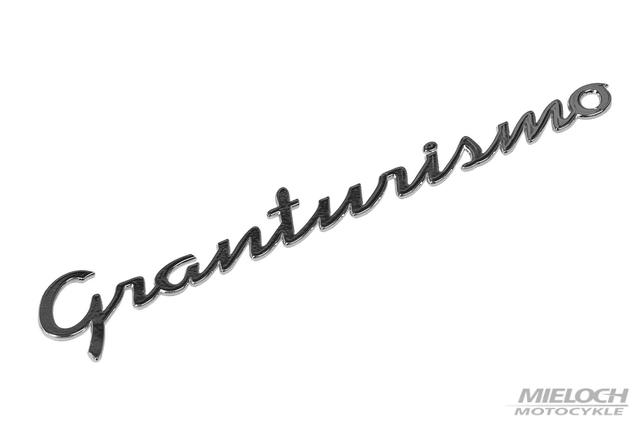 Emblemat boczny Granturismo, Vespa Granturismo 125-200 L