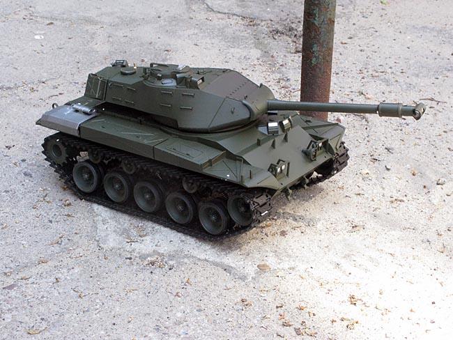 Czołg M41A3 Walker Bulldog 1:16 | 3839-1 HENG LONG :: Modelarnia.pl - samoloty RC. samochody RC. drony. helikoptery i łodzie zdalnie sterowane