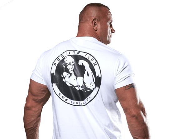 Biała koszulka To i tak by nic nie dało - tył