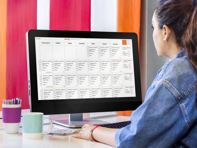 Kalendarz działań marketingowych na Etsy na 02'2019