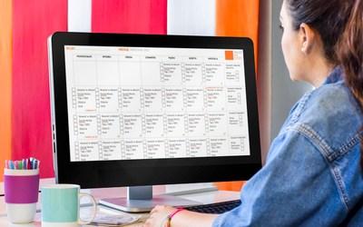 Kalendarz działań marketingowych na Etsy na 03'2020