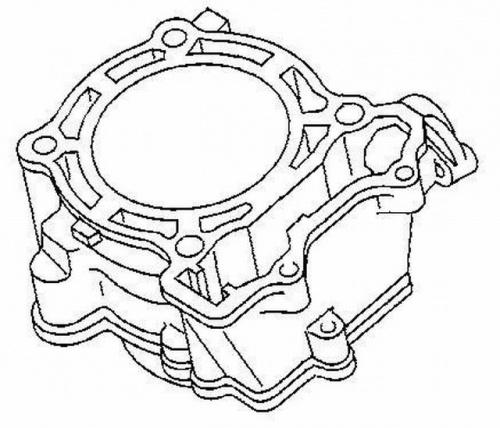 motorbike-części do cross enduro cylindry,tłoki,wały