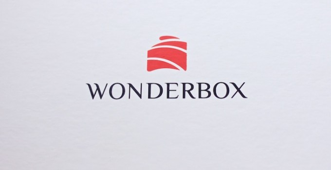 Wonderbox июль 2014