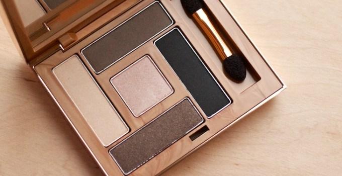 Avon Luxe Eyeshadow - Luxurious Nudes swatches