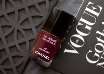Chanel 18 Rouge Noir Ann Sokolova swatches