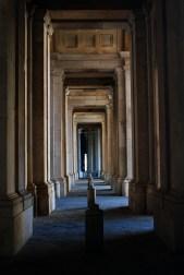 Deep inside Caserta Palace - Italy