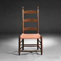 Antique Shaker Chairs | Antique Furniture