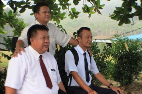 SAMBUTAN HARI GURU - BACK TO SCHOOL-