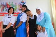 SAMBUTAN HARI GURU - BACK TO SCHOOL -