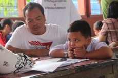 Permuafakatan Guru Permata dan Guru Kelas bersama Ibu Bapa dan Murid