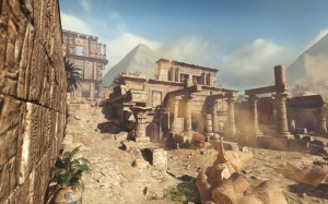 COD Ghosts_Invasion_Pharaoh Environment