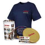 Harkin's Theatres 2017 Loyalty Cup and Shirt