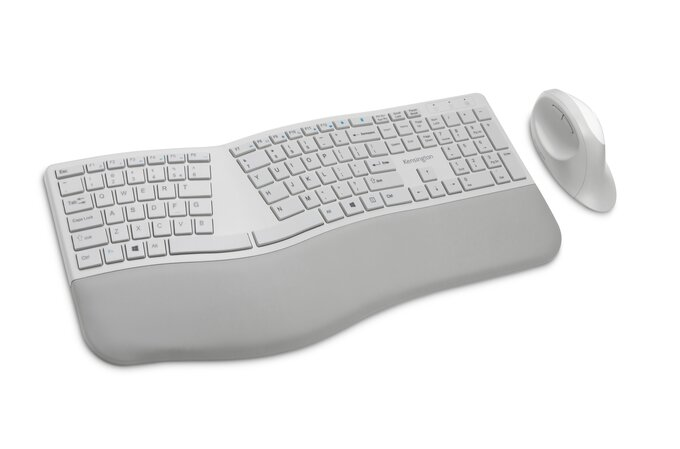 Pro Fit Ergo Wireless Keyboard and Mouse