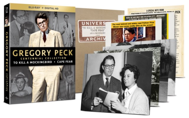 Gregory Peck The Centenial Collection