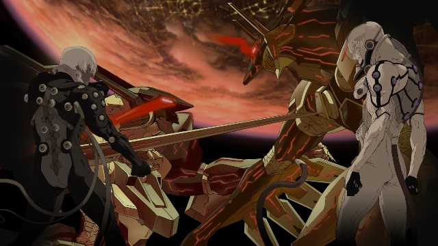 ZONE OF THE ENDERS: The 2nd RUNNER – M∀RS (ZOE)
