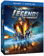 DC's Legends Of Tomorrow: Season One