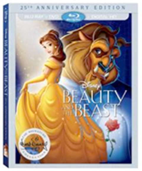 Disney's Beauty and the Beast: 25th Anniversary Edition