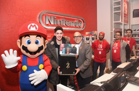Nintendo And Frito-Lay Give Away A Switch Per Hour - Skewed