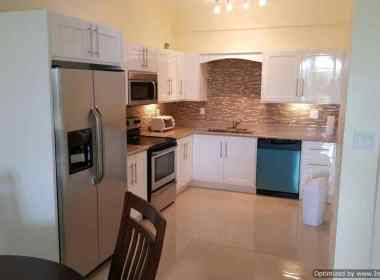 1 Bedroom Apartment for rent - Half Moon Bay Height, St Kitts - kitchen