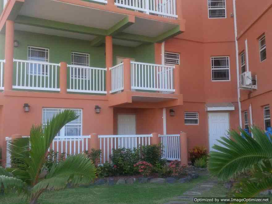 2 bedroom apartment in frigate bay, St Kitts Apartments