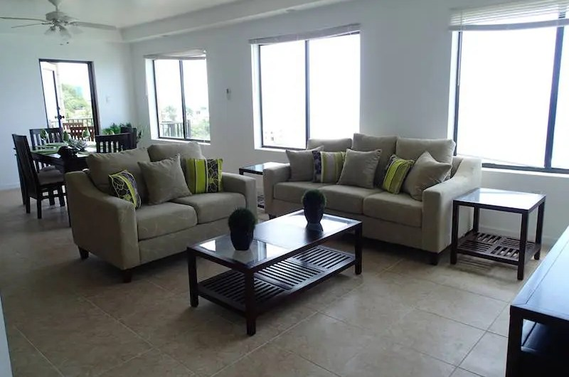 Manor by the Sea St Kitts 3 bedroom 3 bathroom condo for rent, Frigate Bay Rentals