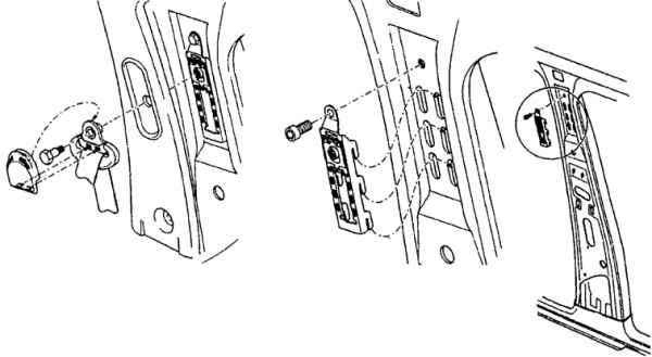 Skoda Octavia | Ремни безопасности передний