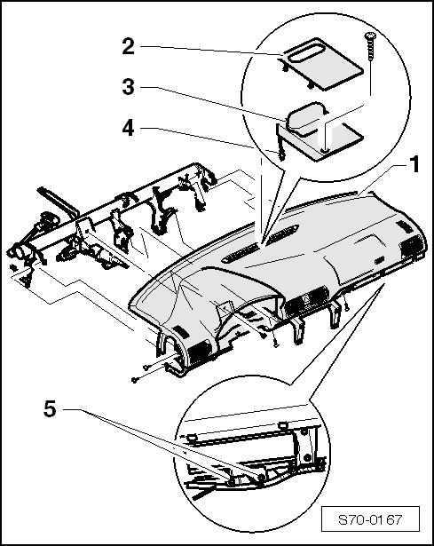 Skoda Workshop Manuals > Octavia Mk1 > Body > Body Work
