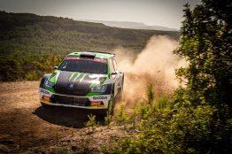 Shakedown - Rally Italia Sardegna 2020, (ITA), WRC 2, Oliver Solberg/Aaron Johnston (SWE/IRL)