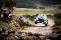 2. leg Rally Italia Sardegna 2020, (ITA), WRC 2, Oliver Solberg/Aaron Johnston (SWE/IRL)