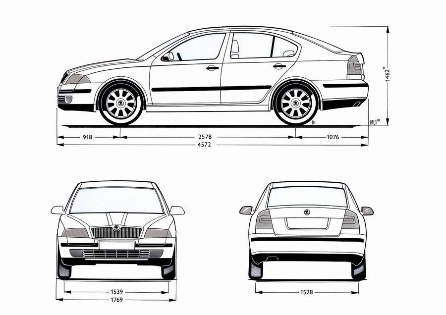 škoda PS: Škoda Octavia