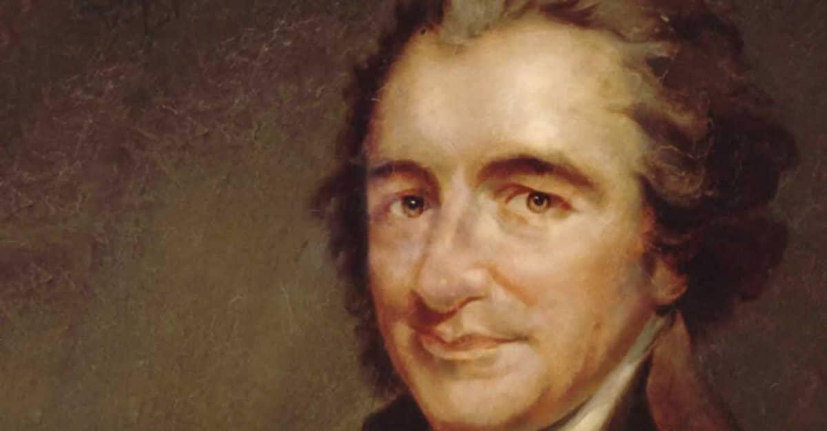 Thomas Paine (1737-1809) – annar hluti – Fyrsti jafnaðarmaðurinn?