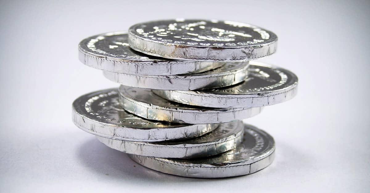 silfur-peningar