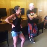 Krzysiek i Ania zaczynają przygodę z AFF