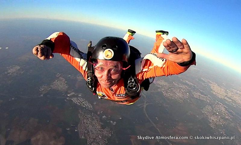 kurs spadochronowy #aff skydive.11