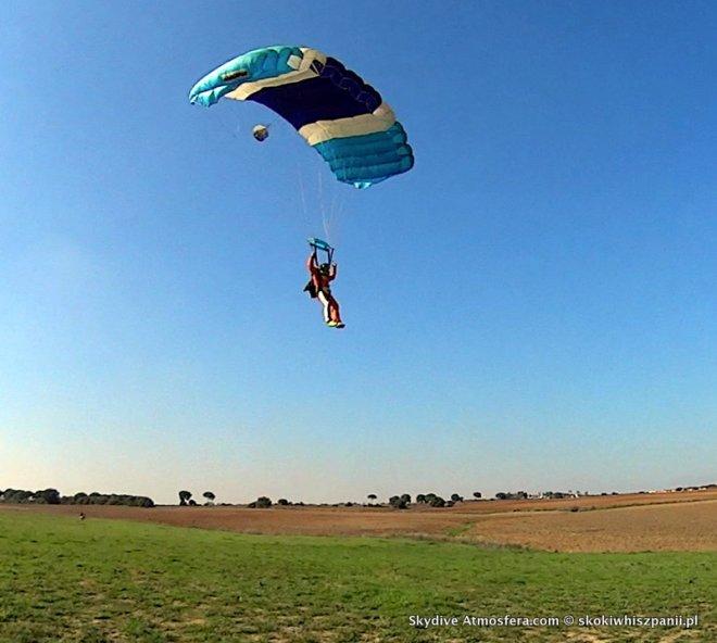 kurs spadochronowy #aff skydive.17