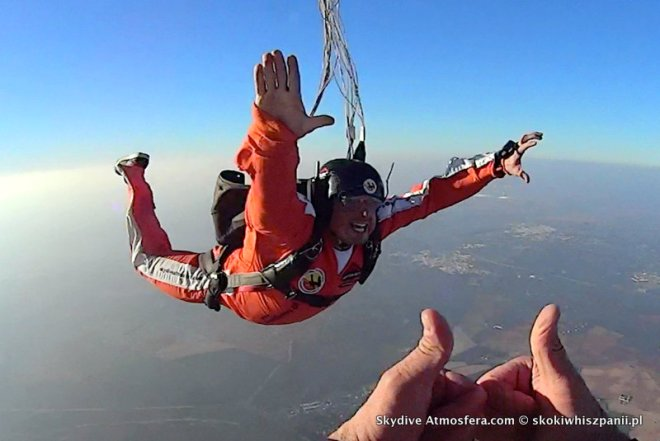 kurs spadochronowy #aff skydive.18