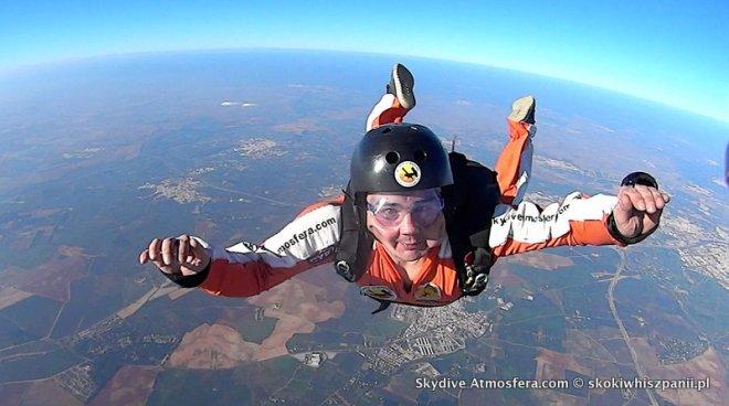 kurs spadochronowy #aff skydive.21