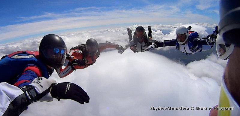 100 jump Szczena FS 6 way .16