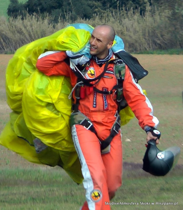skydive training.57