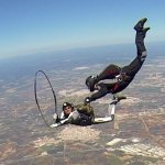 Skok spadochronowy z Hula – Hop FOTO i FILM