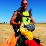 Kurs spadochronowy w Hiszpanii jesień 2016