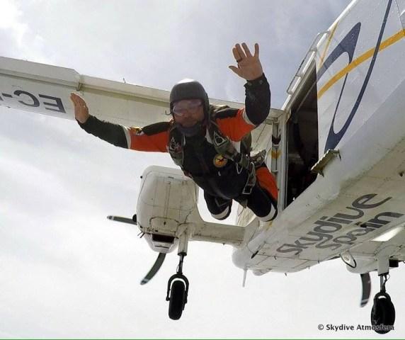 szkolenie do licencji skydive spain licence progression